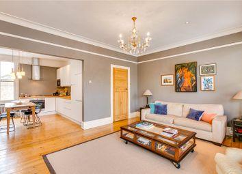 Thumbnail 2 bed flat for sale in Kelfield Gardens, London
