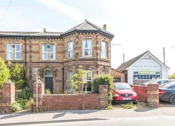 Thumbnail 4 bed semi-detached house for sale in North End Road, Yatton, Bristol