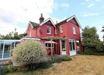 Thumbnail 4 bed detached house for sale in Fitzgerald Road, Bramford, Ipswich