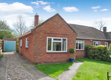 Thumbnail 3 bed semi-detached bungalow for sale in Ash Grove, Kingsclere