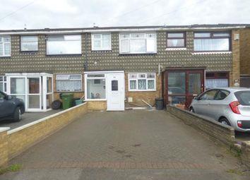Thumbnail 3 bed terraced house for sale in Rainham, Essex, .