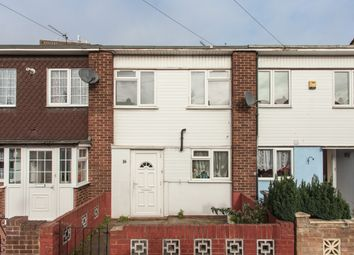 Thumbnail 3 bed terraced house for sale in Newman Road, London