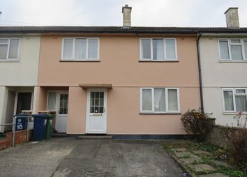 Thumbnail 3 bed terraced house to rent in Masons Road, Headington, Oxford