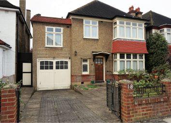 Thumbnail 4 bed detached house to rent in De Montfort Road, Streatham