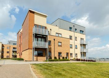 Thumbnail 2 bed flat for sale in Continuity Court, Evelyn Walk, Greenhithe, Kent
