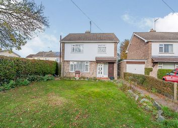 Thumbnail 3 bedroom detached house for sale in Saxon Road, Whittlesey, Peterborough