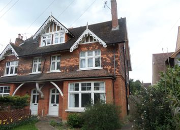 Thumbnail 4 bed semi-detached house to rent in Mid Street, South Nutfield, Redhill
