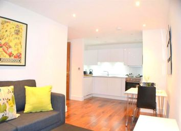 Thumbnail 1 bed flat to rent in Flower Lane, London