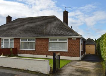 Thumbnail 2 bed semi-detached bungalow for sale in The Crescent, Nunthorpe, Middlesbrough