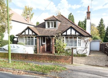 Thumbnail 3 bed detached bungalow for sale in Money Hill Road, Rickmansworth, Hertfordshire