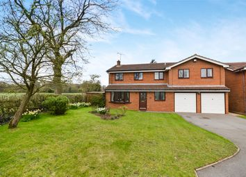 Thumbnail 5 bed detached house for sale in Bonneville Close, Millisons Wood, West Midlands