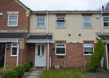 Thumbnail 2 bed town house to rent in Kariba Close, Chesterfield, Derbyshire