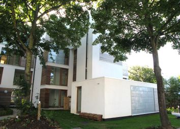 Thumbnail 1 bed flat to rent in Rivermead Close, Teddington