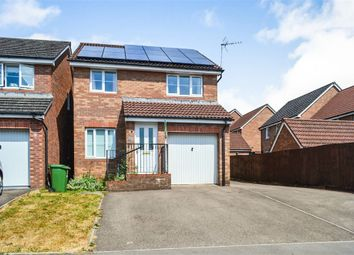 Thumbnail 3 bed detached house for sale in Marsh Court, Aberbargoed, Bargoed, Caerphilly