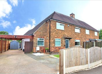 3 bed semi-detached house for sale in Elm Avenue, Nuthall, Nottingham NG16