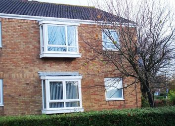 Thumbnail 1 bed flat to rent in Puddletown Crescent, Canford Heath, Poole