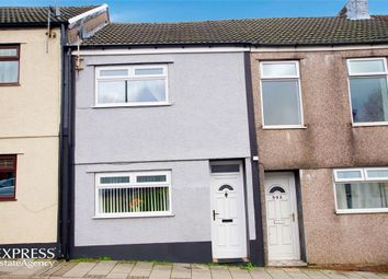 Thumbnail 2 bed terraced house for sale in Gadlys Road, Aberdare, Mid Glamorgan