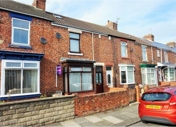 Thumbnail 2 bed terraced house for sale in Alexandra Street, Shildon