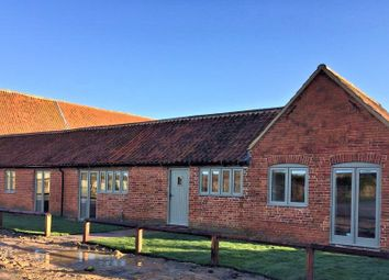 Thumbnail 3 bedroom barn conversion for sale in Holt Road, Melton Constable