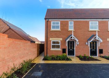 Thumbnail 2 bedroom end terrace house for sale in Poppy Place, Newark