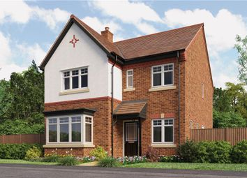 "Thumbnail 4 bed detached house for sale in ""Mitford"" at Rykneld Road, Littleover, Derby"