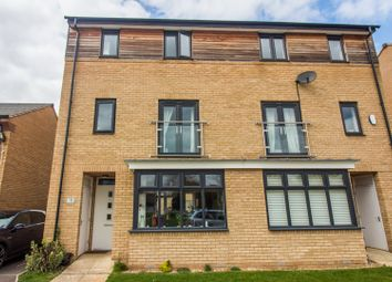 Thumbnail 4 bed town house for sale in Tern Drive, Hemmingford Grey