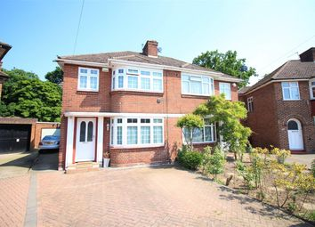 Thumbnail 4 bed semi-detached house for sale in Avenue Crescent, Cranford