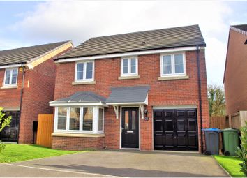 Thumbnail 4 bed detached house for sale in Regent Drive, York