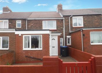 Thumbnail 2 bed terraced house for sale in Dene Avenue, Peterlee, Durham