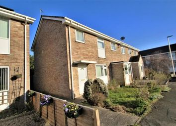 Thumbnail 3 bed end terrace house for sale in Puffin Close, Weston-Super-Mare