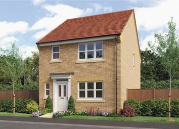 "Thumbnail 3 bed detached house for sale in ""Melbourne"" at Copcut Lane, Copcut, Droitwich"