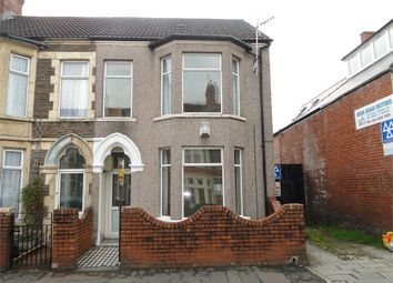 Thumbnail 3 bedroom terraced house to rent in Beda Road, Canton, Cardiff, South Glamorgan