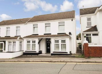 Thumbnail 3 bed semi-detached house for sale in Oakfield Street, Pontarddulais, Swansea