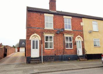 Thumbnail 2 bed end terrace house for sale in Rugeley Road, Burntwood