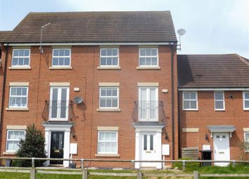 Thumbnail 4 bed detached house to rent in Romulus Close, Wootton, Northampton