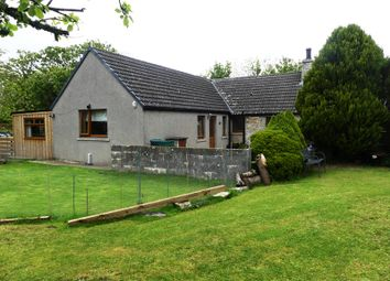 Thumbnail 3 bed detached bungalow for sale in Bowermadden, Bower