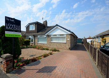 Thumbnail 3 bed bungalow to rent in Holton Mount, Holton-Le-Clay, Grimsby