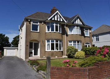 Thumbnail Semi-detached house for sale in Cockett Road, Cockett, Swansea