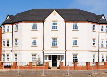 Thumbnail 2 bed flat for sale in Tournament Court, Edgehill Drive, Chase Meadow Square, Warwick