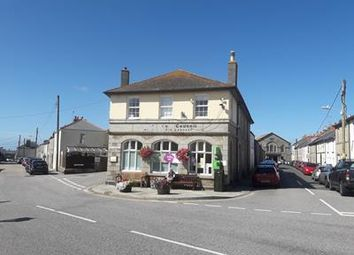 Thumbnail Office for sale in Chapel Street, St Just, Cornwall