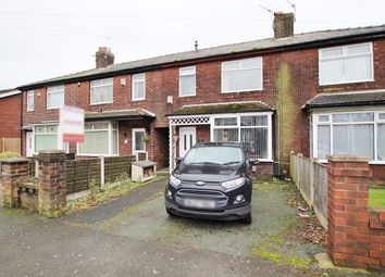 Thumbnail 3 bed terraced house for sale in Fearnhead Lane, Fearnhead, Warrington