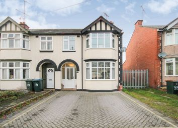 Thumbnail 3 bed end terrace house for sale in Browning Road, Coventry
