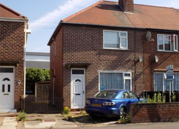 Thumbnail 2 bed end terrace house for sale in Garside Street, Worksop, Nottinghamshire