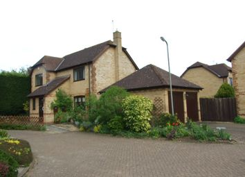 Thumbnail 4 bed detached house for sale in Chantry Close, Woburn Sands