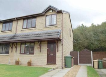 Thumbnail 3 bedroom semi-detached house to rent in Hypatia Street, Bolton, Bolton