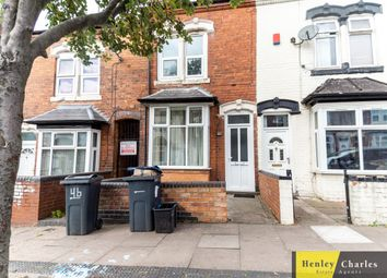 Thumbnail 2 bed terraced house to rent in Kentish Road, Handsworth, Birmingham