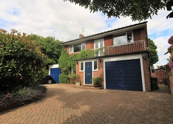 Thumbnail 4 bed detached house for sale in St. Catherines Way, Fareham