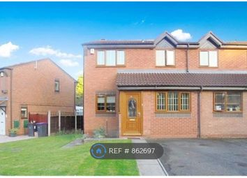 Thumbnail 3 bed semi-detached house to rent in Whimbrel Close, Leegomery, Telford