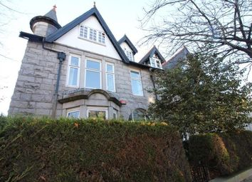 Thumbnail 3 bed flat to rent in Hamilton Place, Aberdeen