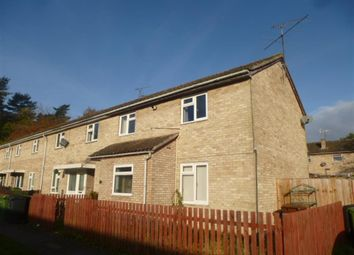 Thumbnail 3 bedroom end terrace house for sale in Ash Close, Thetford